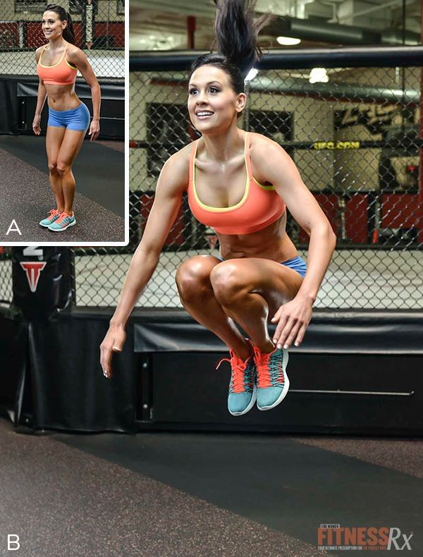 Build Up To Jumping Plyometrics