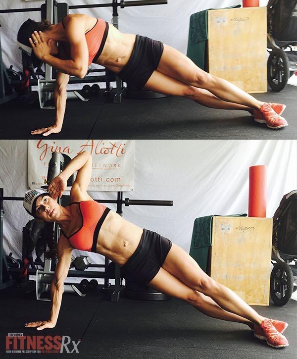 Side Plank Openers