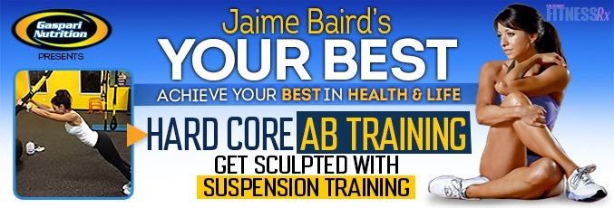 Hard-Core Ab Training With Jaime Baird