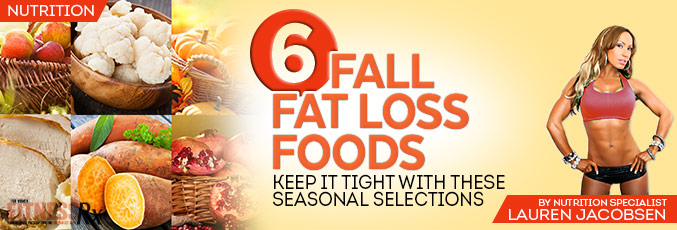 6 Fall Fat Loss Foods