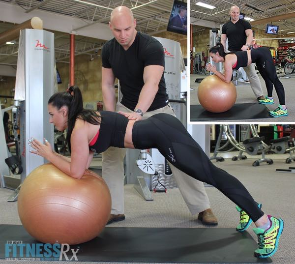 Reverse Stability Ball Rollouts