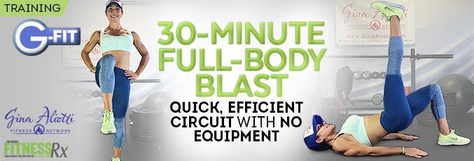 30-Minute Full-Body Blast