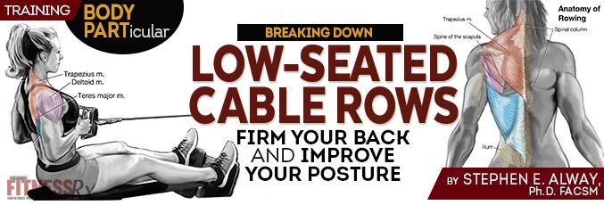 Firm Your Back and Improve Your Posture