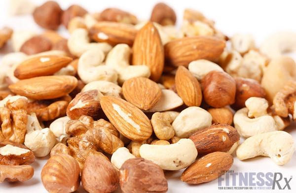 Nuts - 4 Scientifically Proven Foods for Weight Loss