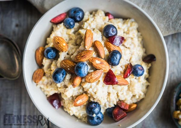 Oatmeal - 4 Scientifically Proven Foods for Weight Loss