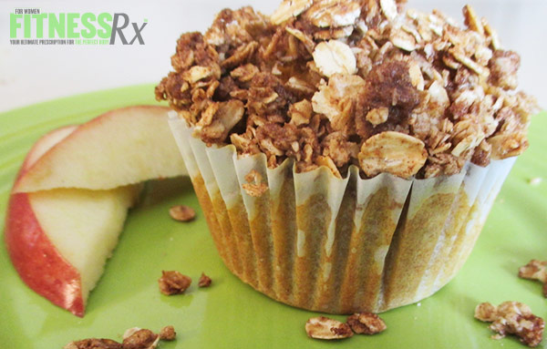 Apple Strudel Breakfast Muffins