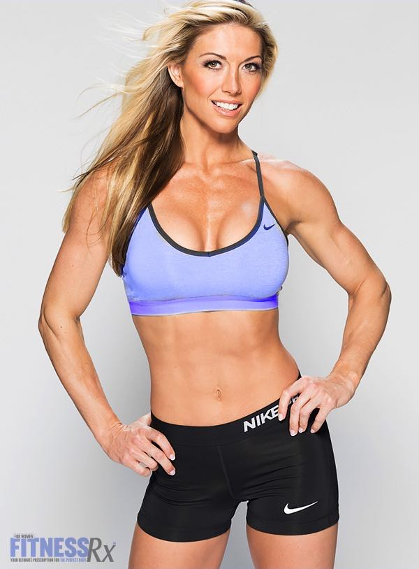 Callie Bundy Appointed Online Editor of FitnessRx for Women
