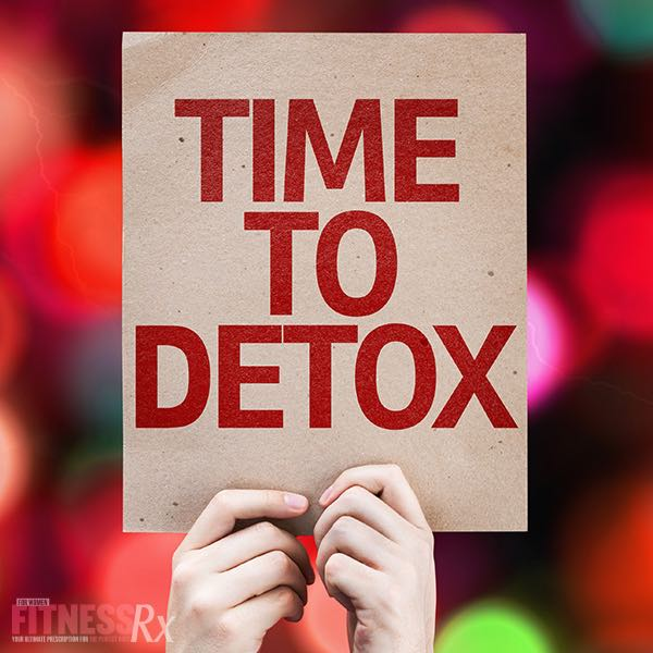 6 Ways to Detox After the Holiday Season
