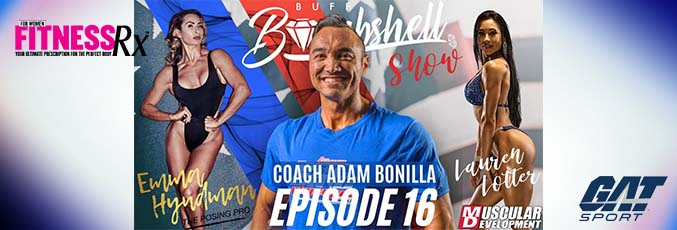 Buff Bombshell Show, Episode 16