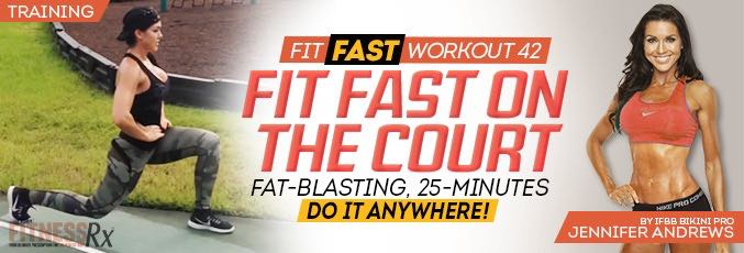 Fit Fast On The Court Part 1