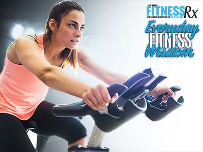 All About Spinning - Work Your Core and Booty in Less Time