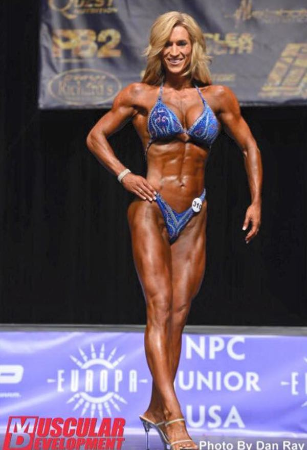 """Flabby"" to Figuresque - A Top Figure Competitor's Fitness Journey"