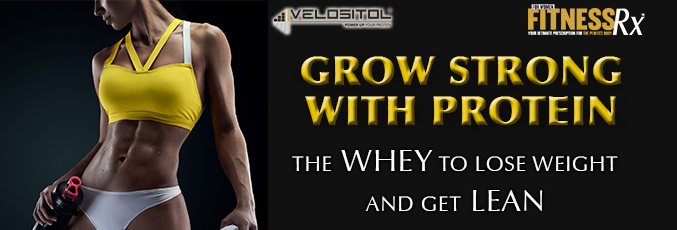 Grow Strong With Protein