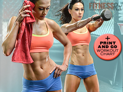 30-Minute Holiday HIIT - With A 7-Day Timesaving Training Schedule