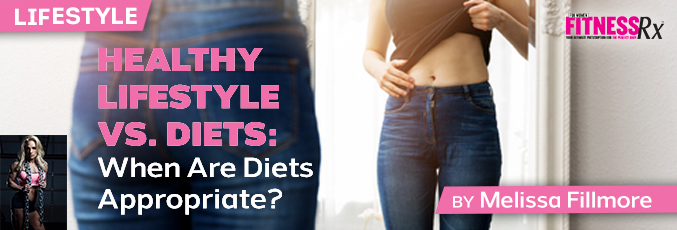 Healthy Lifestyle vs. Diets: