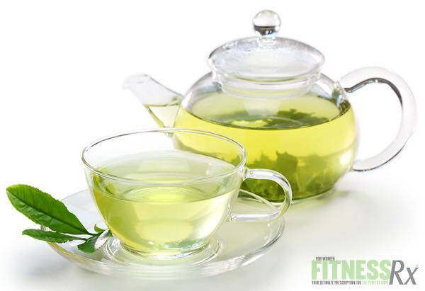 10 Anti-aging Foods - White and green tea