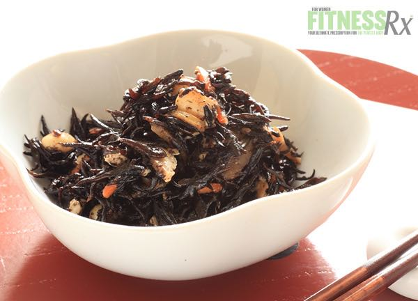 10 Anti-aging Foods - Hijiki