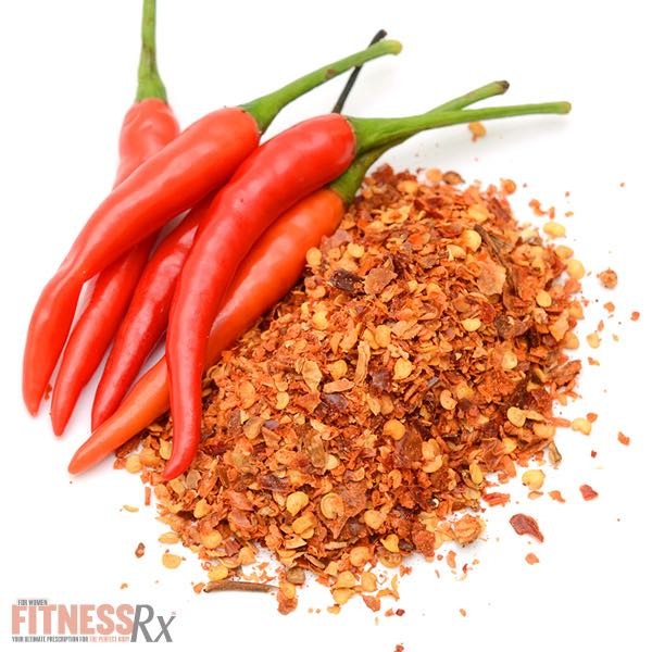 5 Beneficial Spices to Add to Your Diet - Chili powder and cayenne