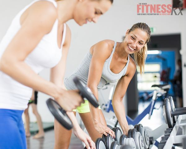 Don't Be Intimidated By The Gym!
