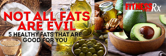 Not All Fats Are Evil