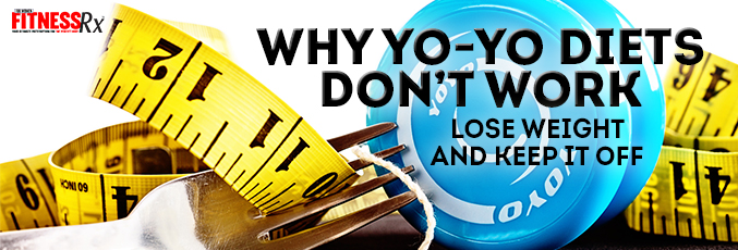Why Yo-Yo Diets Don't Work
