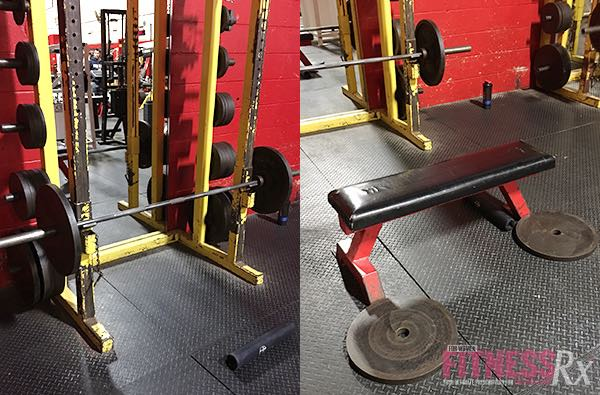Hip Thrust with No Spotter