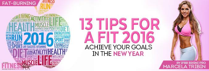 13 Tips for a Fit 2016