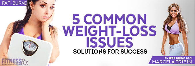 5 Common Weight-loss Issues