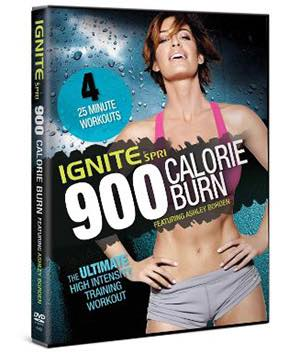 Secrets to Success With Ashley Borden - 900 Calorie Burn