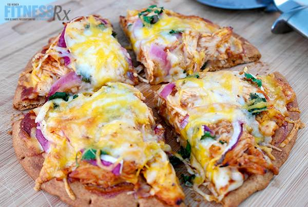 Heidi Powell - Barbecue Chicken Pita Pizza
