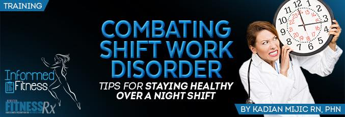 Combating Shift Work Disorder