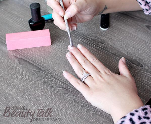 How To Do A Full At-Home Manicure