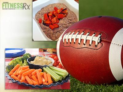 Fit Tips for Super Bowl Sunday