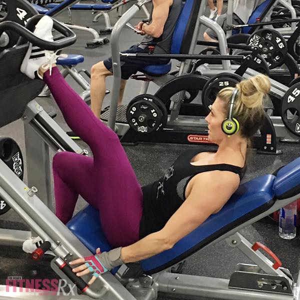 Single-Leg Press To Grow Your Glutes