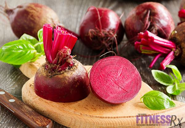 5 Best Muscle-Building Foods For Women - Beets