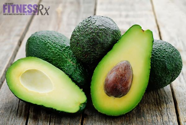 5 Best Muscle-Building Foods For Women - Avocados