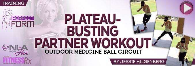 Plateau-Busting Partner Workout