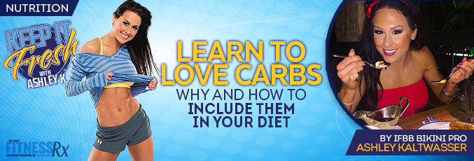 Learn To Love Carbs