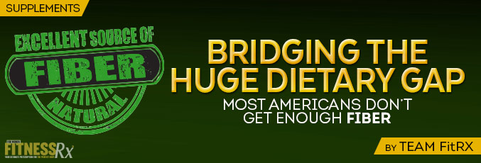 Bridging The Huge Dietary Gap