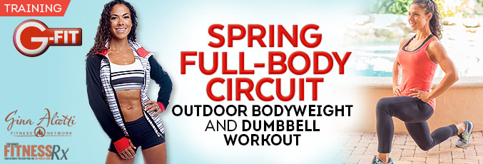 Spring Full-Body Circuit