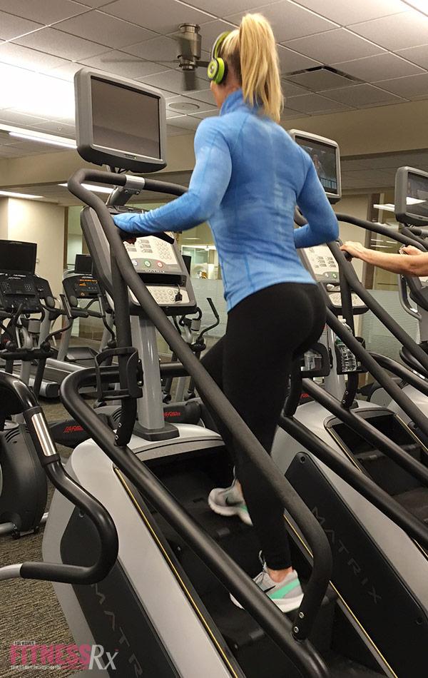 Leg Shaping Cardio Fast Walking