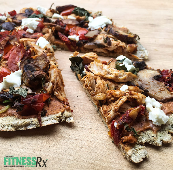 Gluten-Free Cauliflower Pizza Base
