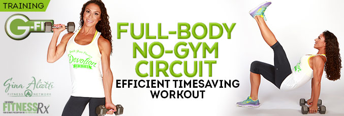 Full-Body No-Gym Circuit