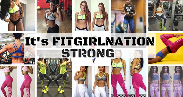 Fit Girl Nation Founder Tanya V. Shares Her Fitness Tips