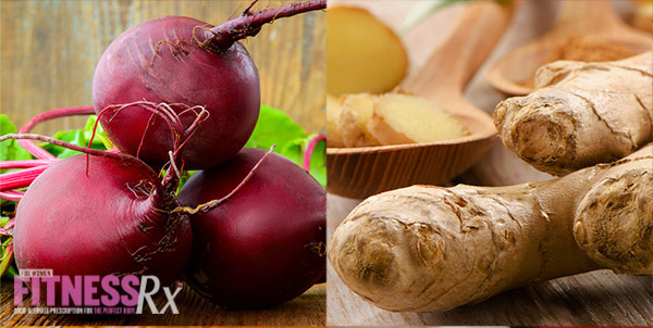 12 Superfoods For A Super You - Beets and Ginger