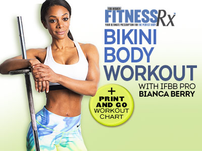 Bikini Booty Workout