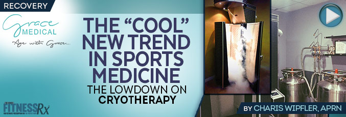 "The ""Cool"" New Trend in Sports Medicine"