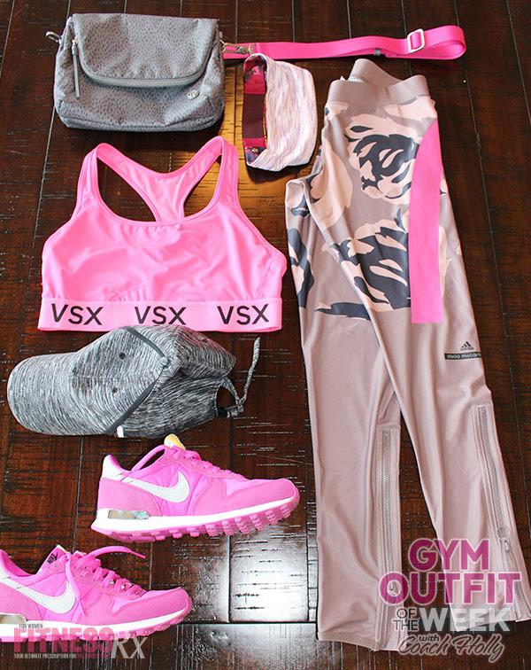 Gym Outfit Of The Week - Week 4: Stella, VSX, Nike