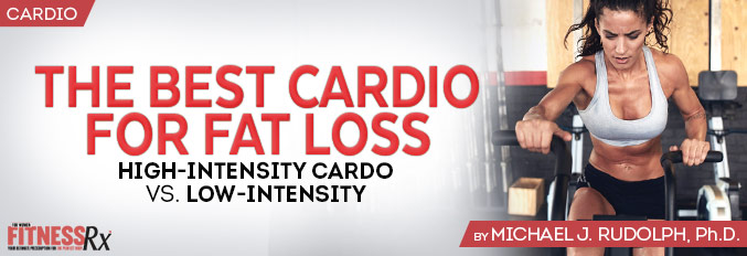 The Best Cardio for Fat Loss