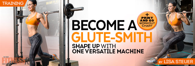 Become A Glute-Smith